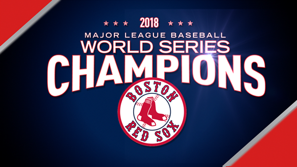 NECN News Open Red Sox Win World Series